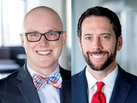 Frantz Ward Attorneys Thomas Haren and Ryan Smith Elected to OSBA Council of Delegates Thumbnail