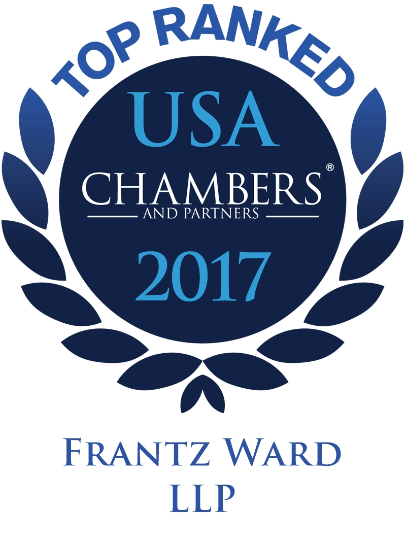 Frantz Ward Recognized in 2017 Chambers USA Thumbnail