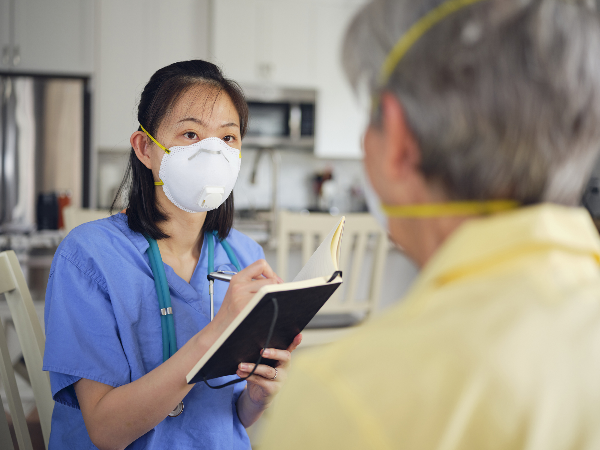 OSHA Releases Respiratory Protection Guidance for Nursing Homes Thumbnail